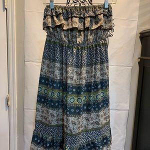 Easel boho top or dress